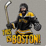 This Is Boston Hockey T-Shirt