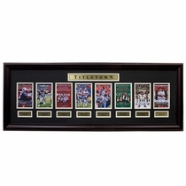 Boston Title Town (Framed & Matted 15x44)