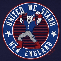 United We Stand, New England T-Shirt
