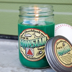 Up On The Monstah Candle