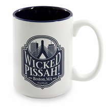 Wicked Pissah 15 oz Coffee Mug