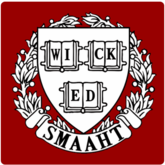 Wicked Smaaht College T-Shirt / Sweatshirt