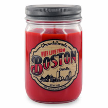 With Love From Boston Candle