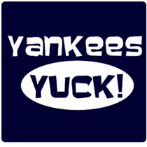 Yankees Yuck Toddler T-Shirt