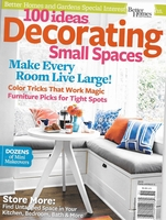 Decorating Small Spaces- 2015