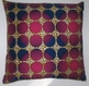 DW014 Dutch wax printed cototn pillow cover