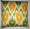 IKT045 Silk/cotton  Ikat pillow cover
