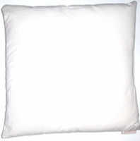 "Kapok filled pillow insert:24"" x24"""