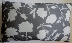 OC050 Printed organic cotton pillow cover