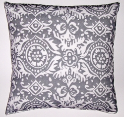 OC34 Printed organic cotton ethnic pillow cover