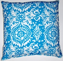 OC41 Printed organic cotton pillow cover