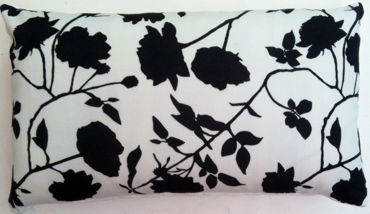OC52 Printed organic cotton pillow cover