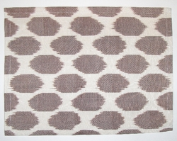 PL1 Silk/cotton ikat placemat