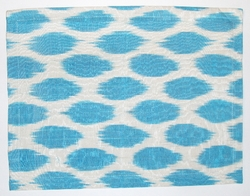 PL44 Silk/ cotton ikat placemat