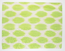 PL46 Silk/cotton ikat placemat