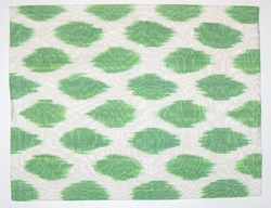 PL71 Silk/cotton ikat placemat