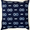 SH5 Japanese shibori tie-dyed pillow cover