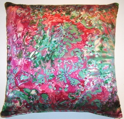 SLK4  100% silk charmeuse pillow cover