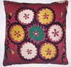 SZN23 Vintage suzani pillow cover