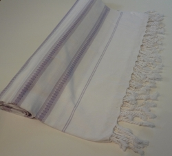 THPS100  Organic cotton Turkish towel / pestemal