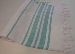 THPS9 Organic cotton Turkish towel / pestemal