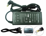 Acer Aspire ASE1-430P-2458, E1-430P-2458 Charger, Power Cord