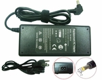 Acer Aspire ASV5-573PG-9610, V5-573PG-9610 Charger, Power Cord