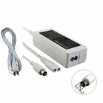 Apple iBook G4 12.1-inch 800MHz PowerPC M9164LL/A Charger, Power Cord