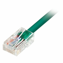 CAT5e Patch Cable, 25ft, Green