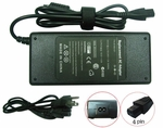 Compaq 401882-001, 401883-B21 Charger, Power Cord