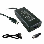 Compaq HP Hipro Liteon PPP014H Charger, Power Cord