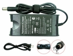 Dell Latitude D630-ATG, D630c, D630N Charger, Power Cord