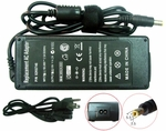 Fujitsu Celsius Mobile H, H210, H230, H240 Charger, Power Cord
