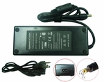 Fujitsu LifeBook E8410, N6470, N7010 Charger, Power Cord