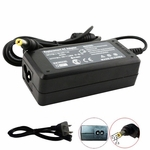 Fujitsu Lifebook Stylistic Q550, Q552 Charger, Power Cord