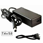 HP Liteon Hipro Li-Shin 463552-001, 463958-001 Charger, Power Cord