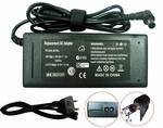 Sony VAIO VPC-W111XX/PC, VPCW111XX/PC Charger, Power Cord