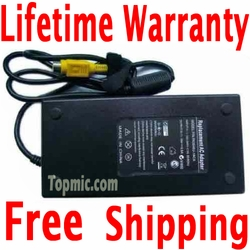 Toshiba 19v 12.1a, 230 Watt AC Adapter Charger, Power Cord, 4 Pin