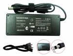 Toshiba Portege M500-P140, M500-P1401 Charger, Power Cord