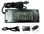 Toshiba Satellite P105-S9312, P105-S9337 Charger, Power Cord