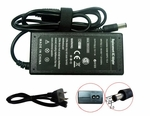 Toshiba T1200, T1200F, T1200H, T1200XE Charger, Power Cord