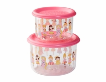 2 Pack Snack Container -- Princess