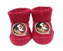 Baby Booties - Florida State