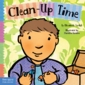 Clean Up Time (Board Book)