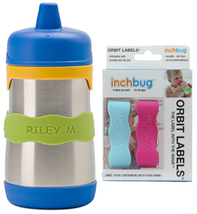 Inchbug Offering Orbit Labels Adhesive Labels Amp Other