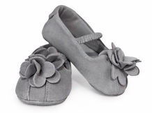Mimi Shoes -- Suede Grey