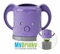 MyDrinky™ - The Adjustable Juice Box Holder - Grape