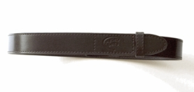 Myself Belts - Brown Leather