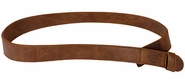 Myself Belts - Distressed Brown Leather