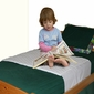 Saddle Style Mattress Pad for Cribs, Toddler and Twin Beds